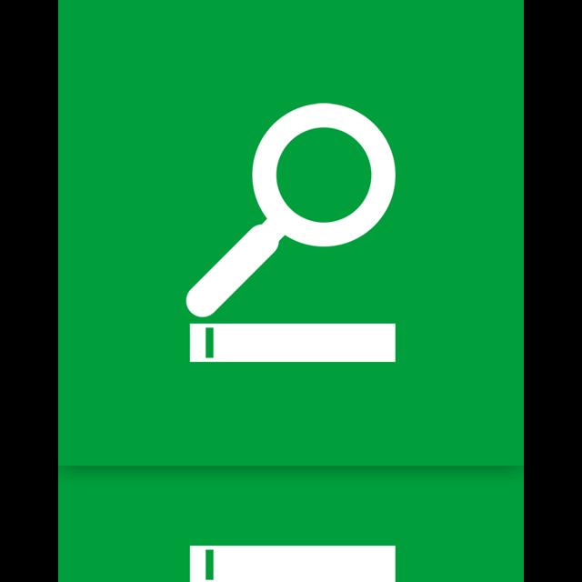 mirror, search, alt icon