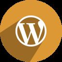 social, network, media, wordpress icon