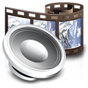 package multimedia icon