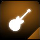 garage,band,glow icon
