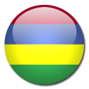 flag, mauritius, country icon