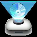 Blueray, Drive icon