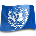 locale, un, flag, united nations icon