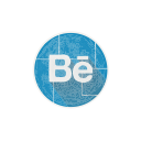 behance, socialnetwork, social network, be, social icon