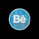 behance, socialnetwork, social network, be, social icon