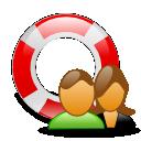 Community, Help icon