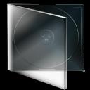disc, vide, cd, boite, disk, save icon