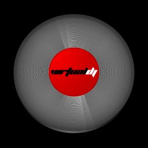 virtual, dj icon
