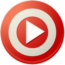 targeting, r, video icon