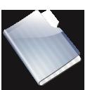 graphite,folder icon
