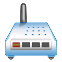 wireless, signal, router, wifi icon