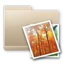 photo, pic, picture, my pictures, image icon