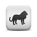 animal,lion icon