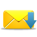 email receive icon