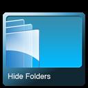 Folders, Hide icon