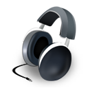 headphone, headset icon