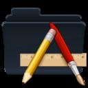 Apps Folder Badged icon