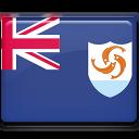 flag, anguilla icon