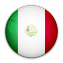 mexico, of, flag icon