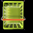 shoppingcart, lv, artdesigner icon