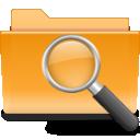 saved, find, seek, search, folder, kde icon