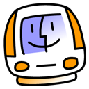 iMac Tangerine icon