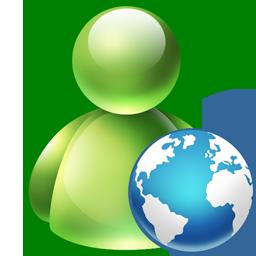web, msn icon