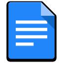 docs, google icon