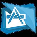 logo, store, app, apple, appstore icon