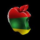 mac,rasta icon
