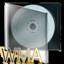 fichier,wma,box icon