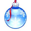 ornament, aqua icon