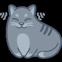 Cat, Purr icon