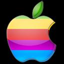 Apple, Multicolore icon