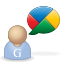 user, google buzz, buzz icon