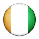 flag, country, cote, ivoire icon