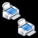 print, printer, class icon