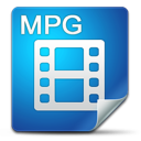 Filetype, , Mpg icon