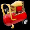 compressor, air icon