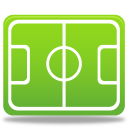 football, sport, pitch icon