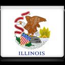 Illinois Flag icon