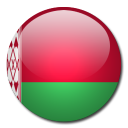 belarus, flag, country icon