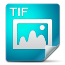 Filetype, , Tif icon
