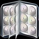 Book, Case, Cd, Cds icon