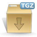 Mimetypes tgz icon