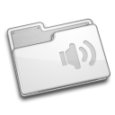 sound,folder,voice icon