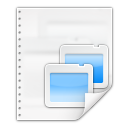 mimetypes application vnd oasis opendocument presentation icon