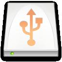 Drive, Media, Removable, Usb icon