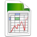 Spreadsheet2 icon