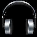Headphones, Itunes, Music icon
